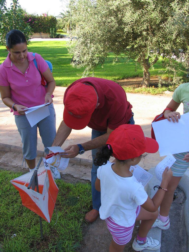 XII Juegos-Itinerarios de Orientación en El Boticario. Fería de Almería 2010