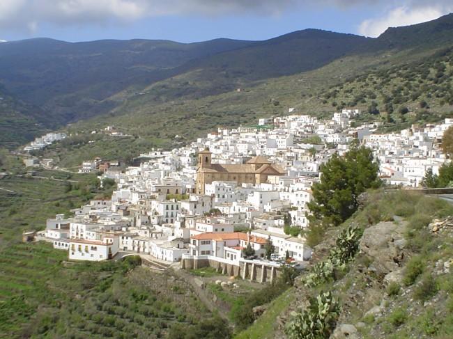Conoce tu provincia: Alpujarra Almeriense