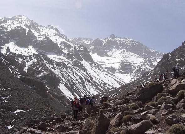 Programa Escuela Municipal de Montañismo 2009/2010