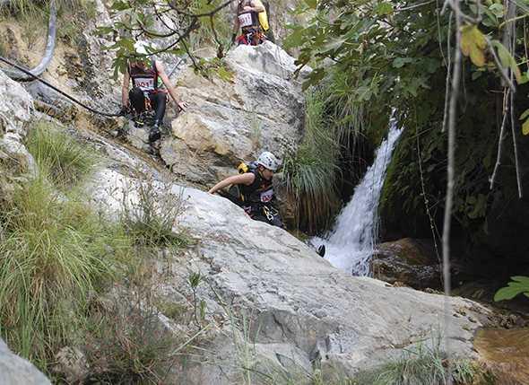 Actividades en la Naturaleza Cóndor 2006