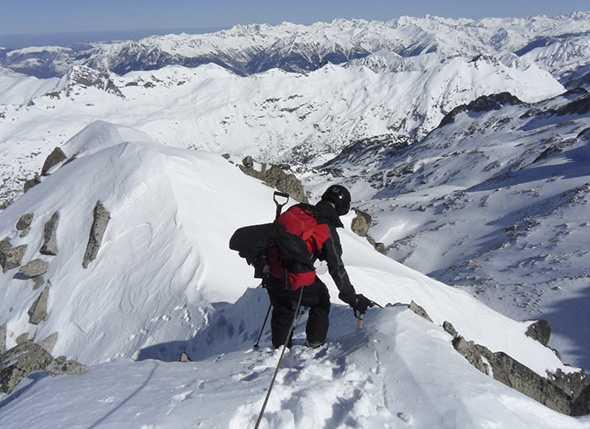 Marcha de Alta Montaña por Sierra Nevada: Postero Alto – Picón de Jerez