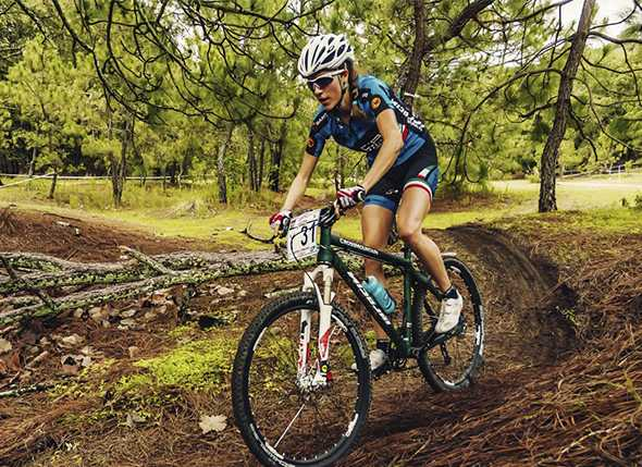 Itinerario de Bicicleta de Montaña por el Parque Natural de Cabo de Gata