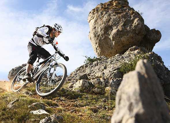 Itinerarios de Bicicleta de Montaña por Doñana (Huelva)
