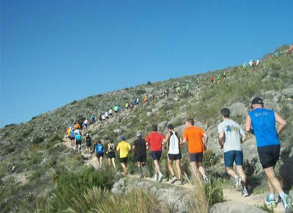 Intensa actividad del Equipo de Carreras por Montaña Cóndor