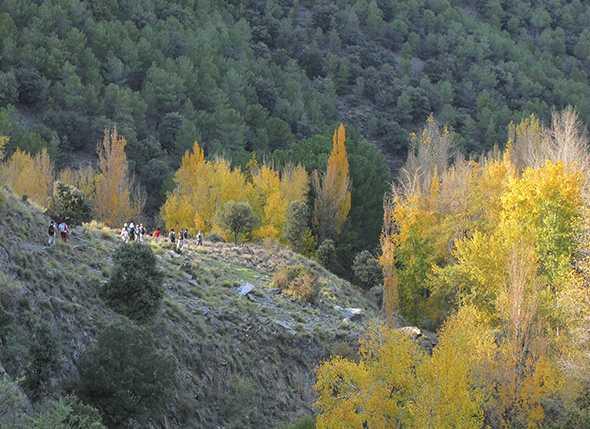 El Día del Club 2012 del Grupo Cóndor se realizará en Laroya (Sierra de Los Filabres)