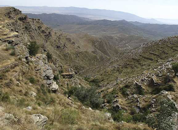 Itinerario Sierra de los Filabres