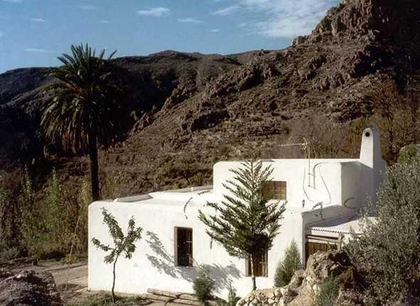 Itinerario de Senderismo Nijar-Huebro (Ruta de Los Molinos)