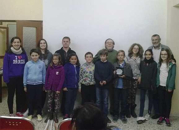El Equipo Infantil-Juvenil de Cóndor, ha quedado 3º en el CATIJ 2013