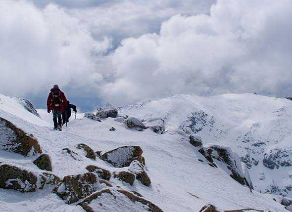 II Convocatoria de Reportero 2009 para jóvenes montañeros