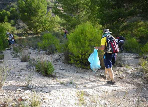 Campaña para la Protección de la Montaña 2012