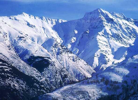 Montañismo en Sierra Nevada