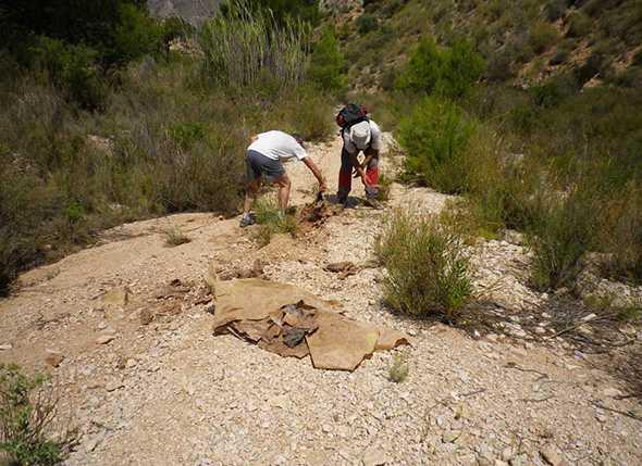 Campaña provincial de Protección de la Montaña 2013: Hazte amigo de la montaña ¡ Cuídala ! No tires basura