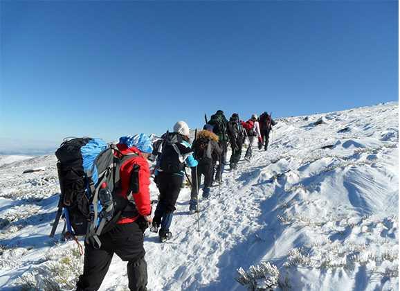 """Cóndor participa en las Jornadas """"Vocal Club de Seguridad en Montaña"""" organizadas por la FAM"""