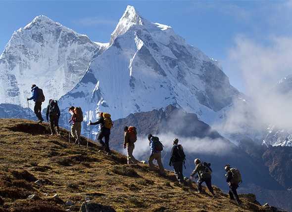 Programa de Actividades Grupo Cóndor 2012