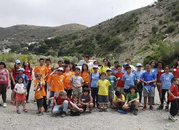 Concluye la Escuela Municipal de Montañismo 2009/2010 con una participación de 1.928 jóvenes