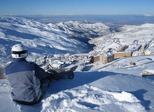 1ª Travesía Vivac Andaluza Juvenil por Sierra Nevada