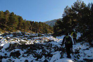 Montañismo en la Sierra