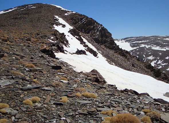 Subida al Pico Caballo