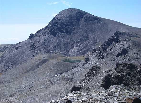 Subida al Pico del Caballo