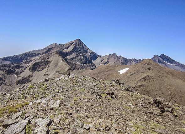 Itinerario Jeres del Marquesado – Postero Alto