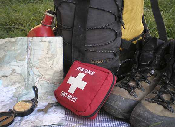 Curso de seguridad en Montaña y Primeros Auxilios