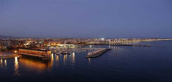 El Grupo Ecologista Cóndor se opone a la ampliación del puerto deportivo de Almería