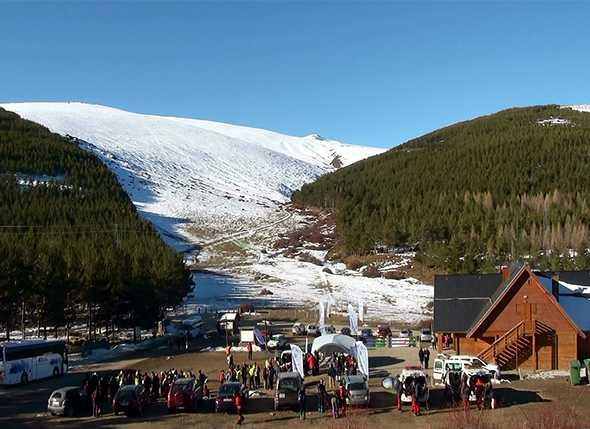 Itinerario de Montañismo Puerto de la Ragua – Aldeire