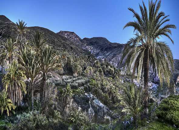 II Travesía Infantil Juvenil de Almería Ubeire 2012 (Sierra Nevada-Fiñana)