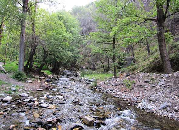 Almería da a conocer su entorno natural mediante una red de 16 senderos