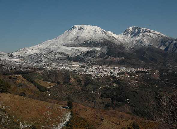 6º Campamento Andaluz y 3ª Travesia Infantil Juvenil en la Sierra de las Nieves