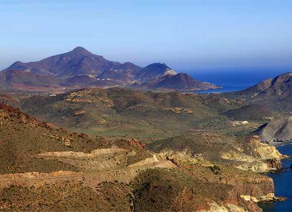 Itinerario por la Sierra de Cabo de Gata