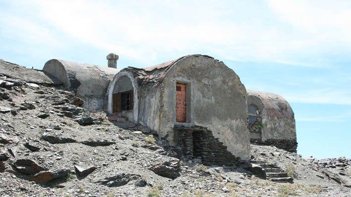 Salvemos el refugio histórico ELORRIETA de Sierra Nevada