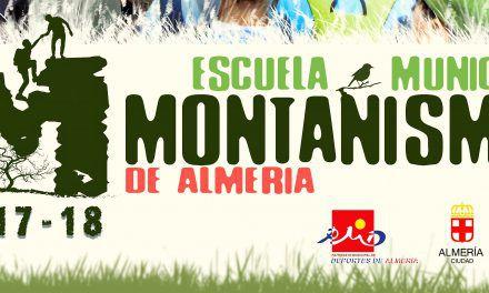 Escuela Municipal de Montañismo de Almería 2017 / 2018