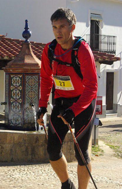 """Vota al almeriense Miguel García (C.D. Cóndor) para que sea el """"Mejor deportista masculino en Marcha Nórdica de Andalucía 2017"""""""