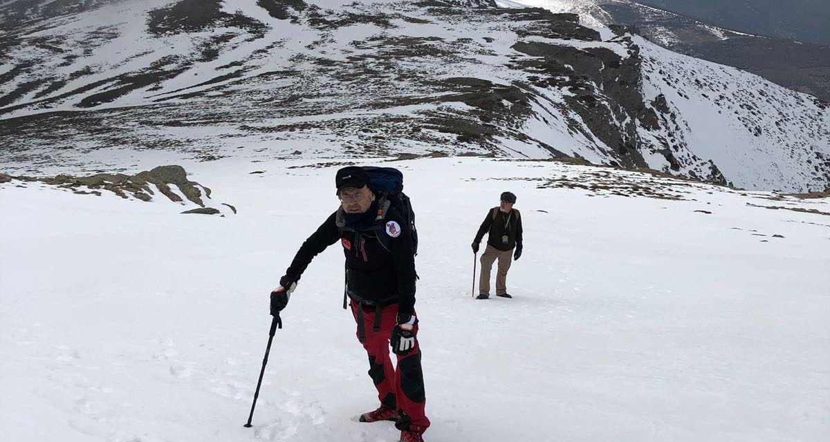 Subida al Cerro de El Almiréz (24-02-2018)