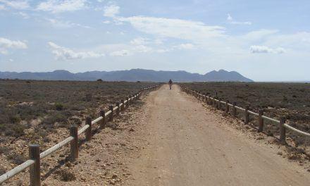 Itinerario de Marcha Nórdica (Cabo Gata – Las Amoladeras) Sábado, 17 de Marzo de 2018