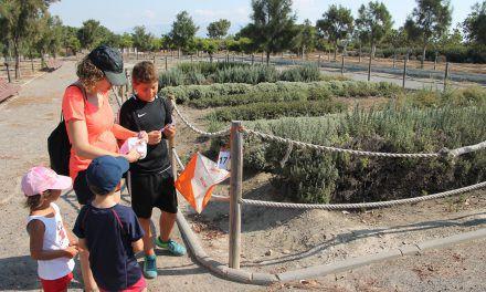 Más de 200 niños y mayores disfrutan con los XX Juegos Itinerarios de Orientación de #AlmeríaenFeria2018