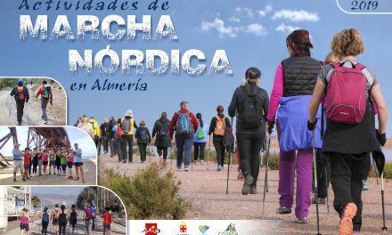 Programa de Actividades de Marcha Nórdica 2019 del Club de Montañismo Cóndor