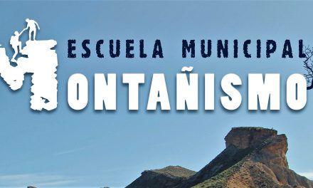 """Escuela Municipal de Montañismo 2018/2019: """"Iniciarse en el montañismo de una forma segura"""""""