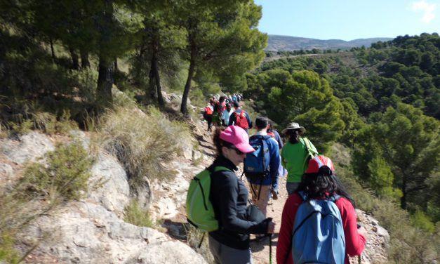 Estudiantes de la ESO descubrirán el senderismo a través de una ruta por la Alpujarra