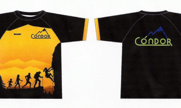 Nueva Camiseta Cóndor