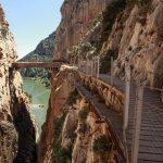 Itinerario por el Caminito del Rey (Domingo, 13 de Octubre de 2019)