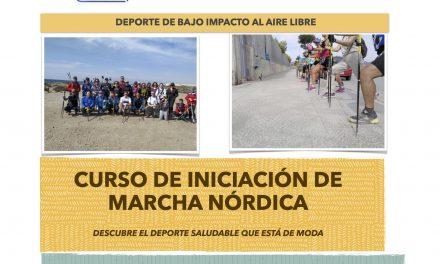 CURSO DE INICIACIÓN A LA MARCHA NÓRDICA (9-1-2021)